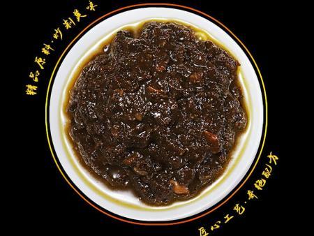 烤鱼黑椒酱