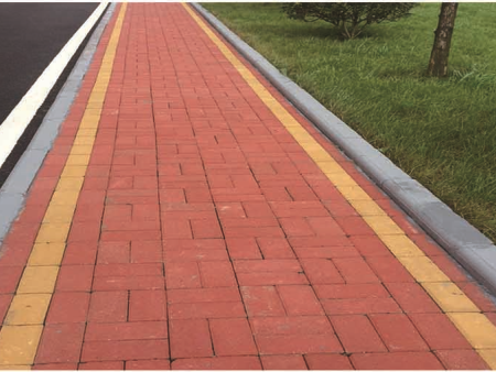 长沙彩色路面砖