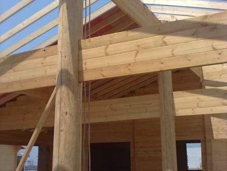 纯木构建筑