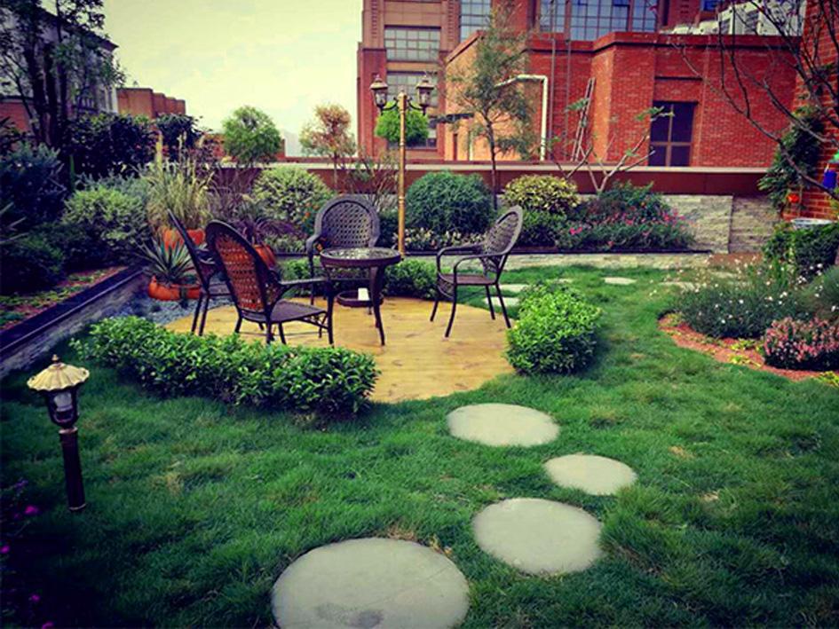 庭院花境工程