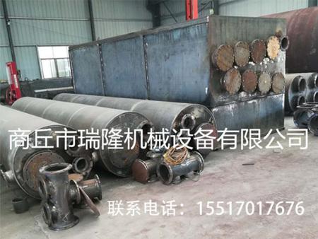 连续式废轮胎裂解设备