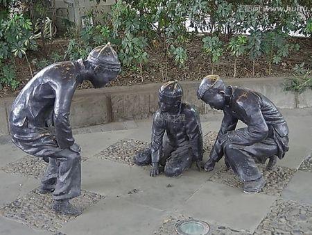 景觀雕塑在環境設計中發揮的那些作用