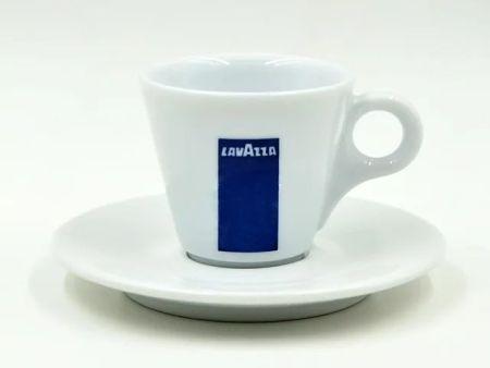 意大利进口真品 LAVAZZA 意式浓缩咖啡杯
