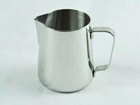 不锈钢尖嘴拉花杯 拉花杯 奶泡杯 花式咖啡拉花缸 奶缸 加厚