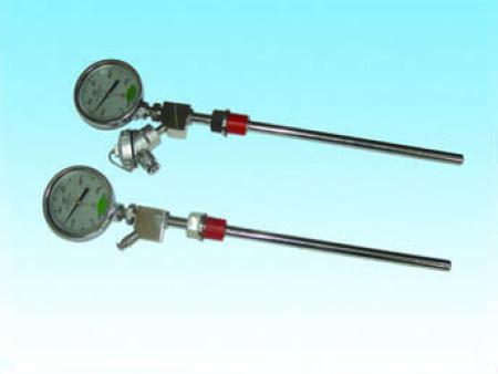 双金属热电阻远传温度计