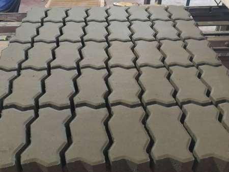 混凝土護坡磚砌塊的應用及工藝