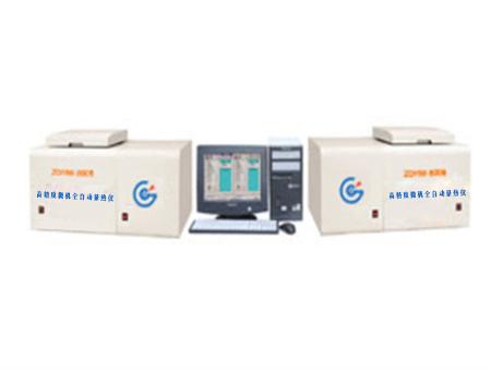 ZDHW-800B型高精度微机全自动量热仪