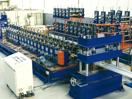 多板型快换结构生产线