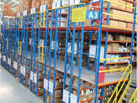 仓储货架和展现货架的区别——仓储货架的作用