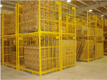 仓储货架的验收标准有哪些?