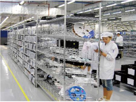 惠州仓储货架的分类