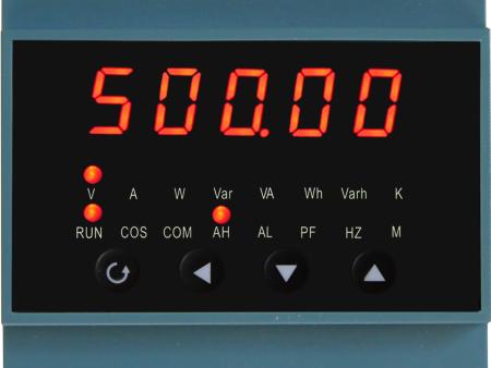 XMT-DN10系列导轨式数字显示控制仪