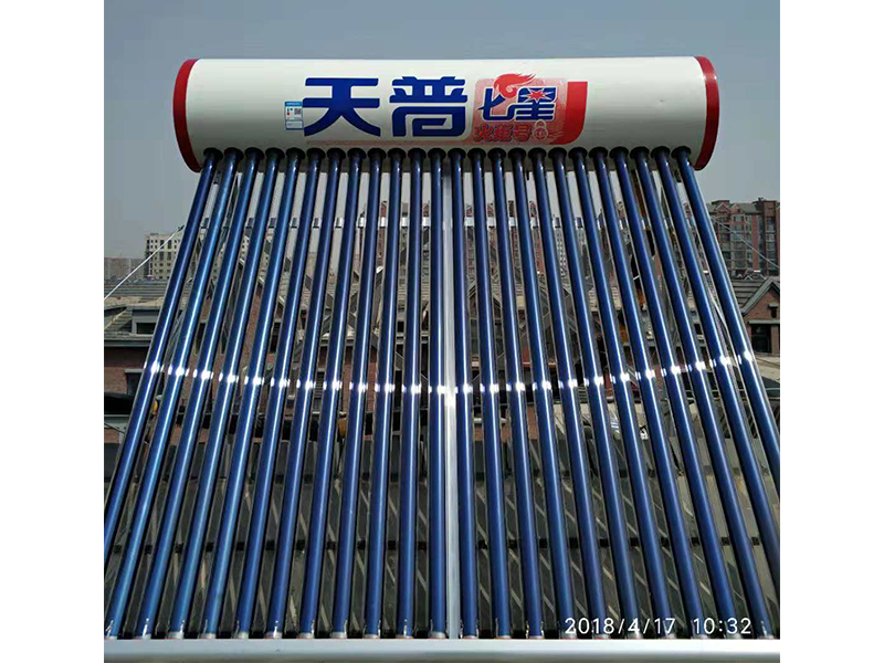 沈阳太阳能热水器和空气能热水器有什么区别?