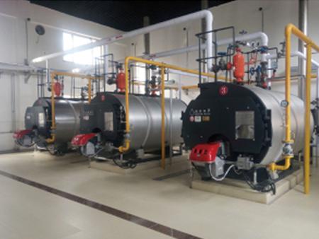 北京友谊北戴河友谊宾馆煤改气项目