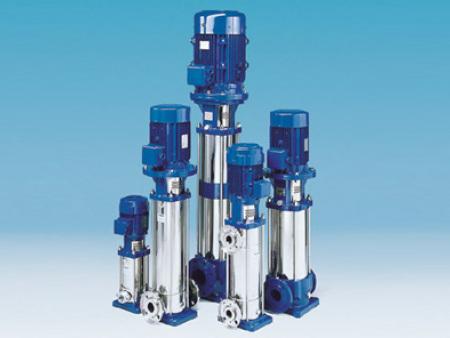 ITT罗瓦拉立式多级不锈钢泵SV系列