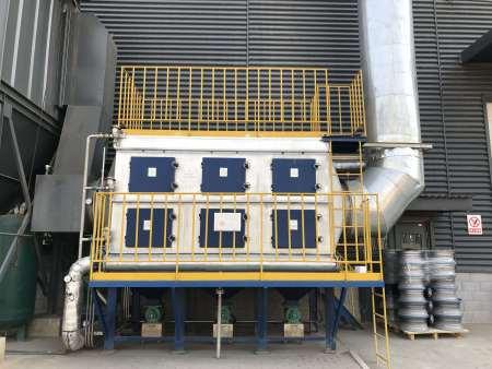 中信戴卡秦皇岛东部厂区余热回收能源综合利用项目