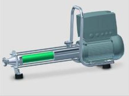 耐驰食品卫生单螺杆泵