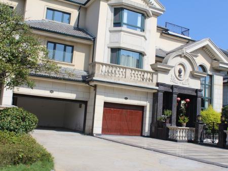 七都华侨花园荣锦园38幢,1100M²,地源热泵空调地暖系统,中央新风系统,水处理系统