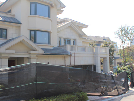 七都华侨花园荣锦园26幢,1000M²,风冷热泵空调地暖系统