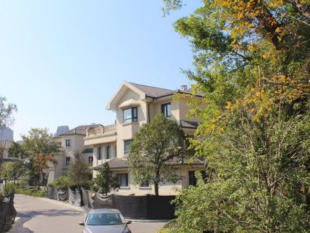 七都华侨花园荣锦园27幢,1000M²,地源热泵空调地暖系统,中央新风系统