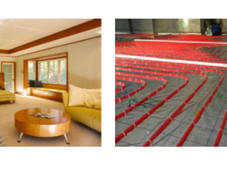 地板采暖辐射系统