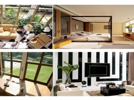 铝包木门窗系统