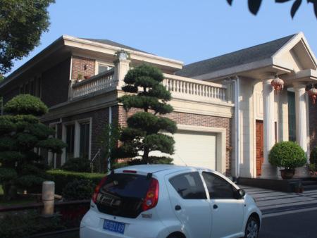 世锦园19幢别墅,700M?,地源热泵空调地暖系统