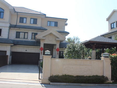 七都华侨花园荣锦园40幢,1000M²,地源热泵空调地暖系统