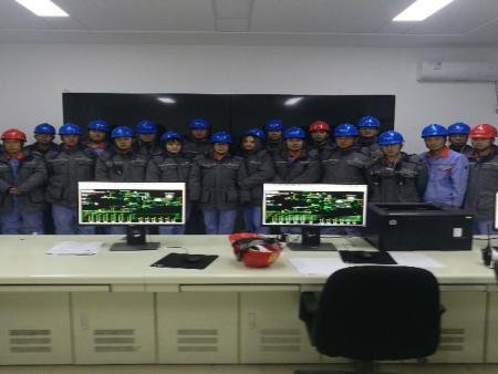 華潤電力(錫林郭勒)五間房發電公司--五間房項目部輸煤系統設備聯調簡報