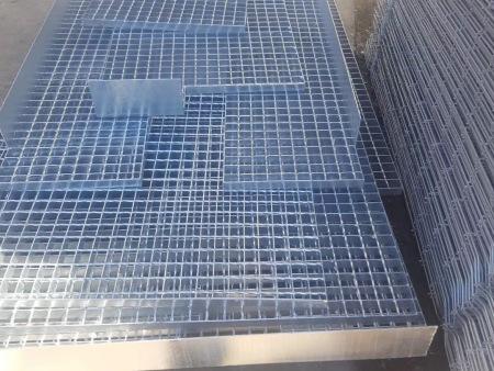 镀锌钢格板