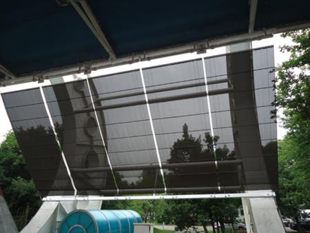 苏嘉杭苏州城区站遮阳系统