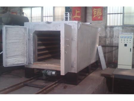 台车式电炉