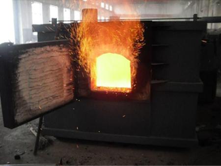 燃氣熔鋁爐