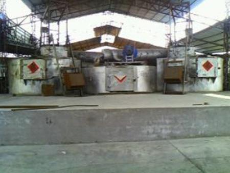 生物颗粒熔铝炉生产厂家