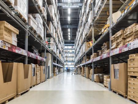 跨境电商仓储货架管理具有以下几个特点!