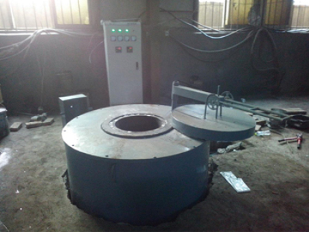 可控硅電爐