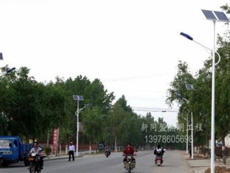 南宁太阳能路灯安装