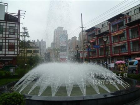 广西音乐喷泉