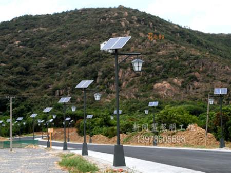 广西太阳能庭院灯安装