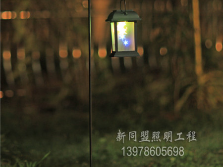 南宁太阳能庭院灯