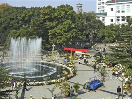广西音乐喷泉设计制作