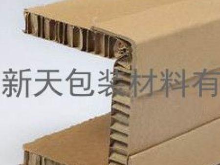 蜂窩紙板護角在電子電器配件等產品紙箱里作為內襯的保護作用