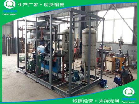 高效活性炭吸附及热氮脱附系统