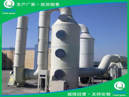 南京金浦英萨合成橡胶有限公司废气粉尘治理