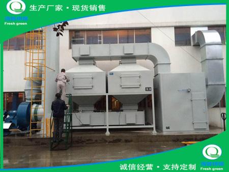 山东有机废气处理RCO催化燃烧设备