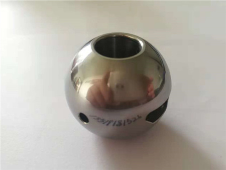 球阀阀芯    球度≤0.001mm   Ra≤0.05μm
