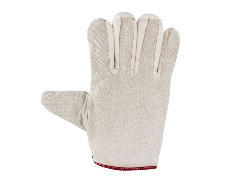 帆布手套 电焊手套 劳保用品防护手套 搬运透气方便布手套