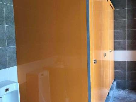 了解兰州卫生间隔断防锈蚀处理的方法!