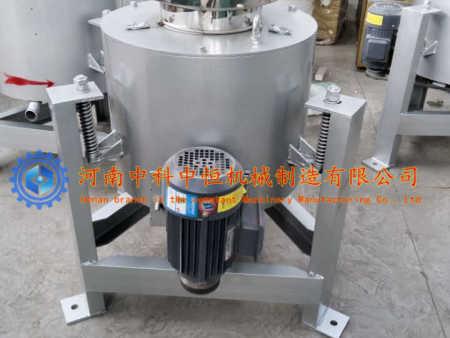 中科中恒机械全自动滤油机的优点