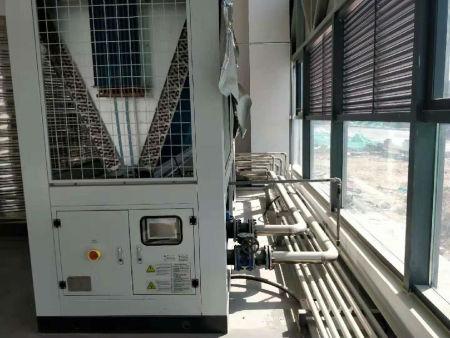 博深工具股份有限公司風冷螺桿冷水機組調試成功-哈爾濱冷水機-黑龍江冷水機-長春冷水機-吉林冷水機-北京冷水機-上海冷水機